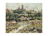 Segovia  Spain  C1916