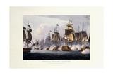 The Battle of Trafalgar  October 21st 1805  1816