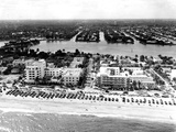 Lauderdale Beach and Islands  C1950