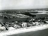 Fort Lauderdale Public Beach  1951