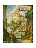 """""""Ideal Florida Homes at Coral Gables  1926"""