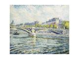 The Seine  Paris; La Seine a Paris  1904