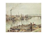The Port of Rouen  1883
