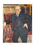 Portrait of Monsieur Mori  1922