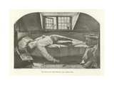 The Death of Chatterton  the Young Poet