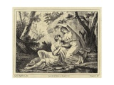 Two Lovers in a Landscape