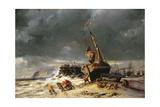 Low Tide  1861