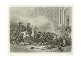 Quashing a Royalist Insurrection