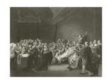 Death of the Earl of Chatham  1778