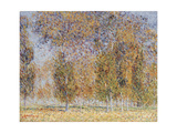 Autumn Impression  Saint-Cyr-Du-Vaudreuil  1899
