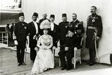 Group at Port Said  1911