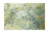 Japanese Flowers; Les Fleurs Japonaise