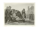 The Death of Bonchamp