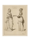 English Women  1644