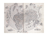 A Map of the World  1511