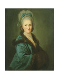 Portrait of an Old Woman  1780