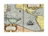 The Pacific Ocean  1592