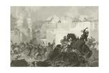 Massacre of the Memlooks  Egypt  1811
