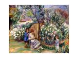 In the Garden  1917