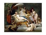 Odalisque  1858