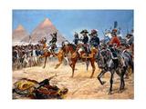 Bonaparte in Egypt  21st July  1798  1911