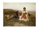 Flirtation  1887