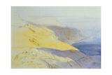 Coastal Landscape  Eza  1864