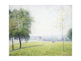 Primrose Hill  Regent's Park  1892