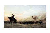 The Syrian Shepherd  1865