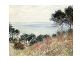 The Coast of Varengeville  1882