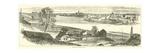 Fredericksburg  from Falmouth  November 1862