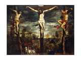 The Crucifixion  1554-55