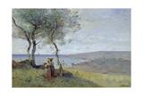 Souvenir of St Jean De Luz  1872