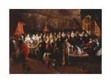 Belshazzar's Feast  C1610