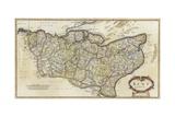 Map of Kent