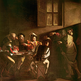 The Calling of St Matthew  C1598-1601