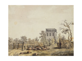 Landscape with a Pavilion  C 1797