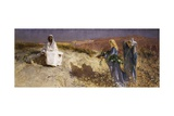 Christ in the Desert  1895