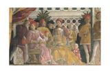 Decoration of the Camera Degli Sposi