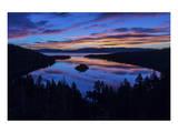 Emerald Bay Sunrise Lake Tahoe