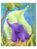 Elephant Mommy and Baby II