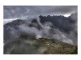Machu Picchu Misty Mountains
