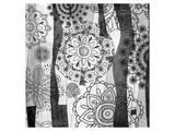 Floral Art Deco Pattern I