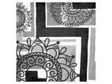 Floral Art Deco Pattern II