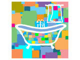 Colorful Bath III
