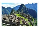 Machu Picchu - Scenic View