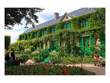 Claude Monet's House and Garden in Giverny  Department of Eure  Upper Normandy  France