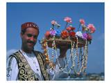 Flower Seller  Tunisia