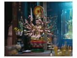 Quan Am figure in the Ju Di Pagoda  Ho Chi Minh City  Southern Vietnam Nam Bo  Vietnam