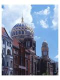 Jewish Synagogue  Berlin  Germany